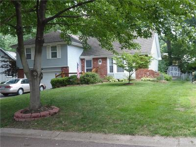 Overland Park Single Family Home For Sale: 10509 W 93rd Terrace