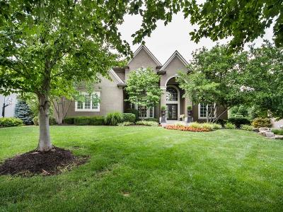 Leawood Single Family Home For Sale: 15050 Oxford Street