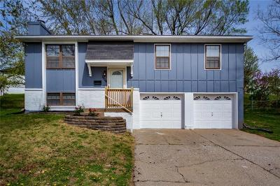 Blue Springs Single Family Home For Sale: 1504 NW Kingston Drive