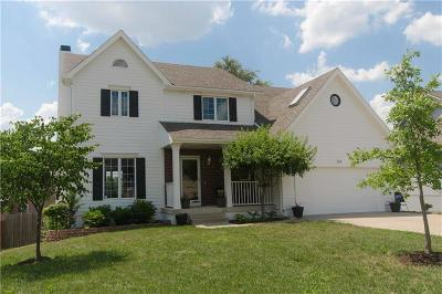 Lee's Summit Single Family Home For Sale: 256 SE Sumpter Drive
