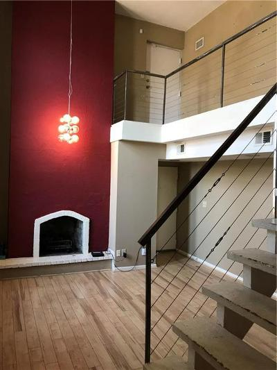 Condo/Townhouse Show For Backups: 4333 Oak Street #8
