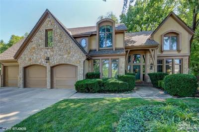 Overland Park Single Family Home For Sale: 13223 Beverly Street