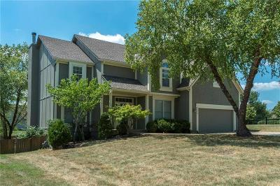 Leawood Single Family Home For Sale: 5449 W 153rd Terrace