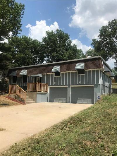 Kansas City Single Family Home For Sale: 535 S 73rd Street