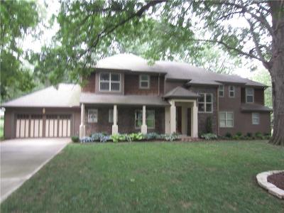 Leawood Single Family Home For Sale: 9615 Belinder Road