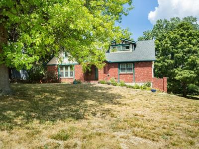 Shawnee Single Family Home For Sale: 7027 Millridge Street