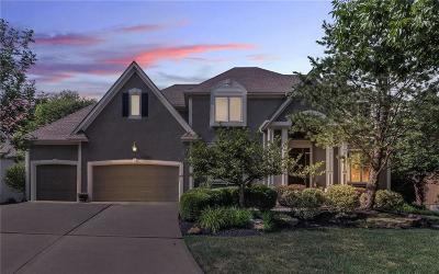 Leawood Single Family Home For Sale: 14249 Granada Court