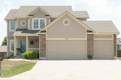 Grain Valley Single Family Home For Sale: 1007 NW Hickory Court