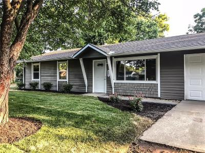 Lawrence KS Single Family Home For Sale: $167,400