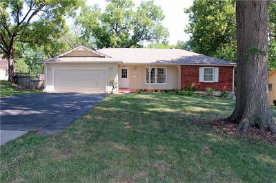 Kansas City Single Family Home For Sale: 1104 E Red Bridge Road
