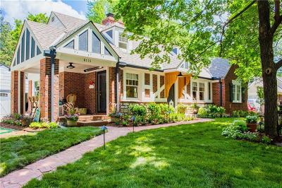 Leawood Single Family Home For Sale: 8115 Lee Boulevard