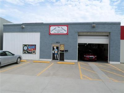 Atchison KS Commercial For Sale: $139,500