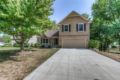 Overland Park Single Family Home For Sale: 6204 W 155th Street