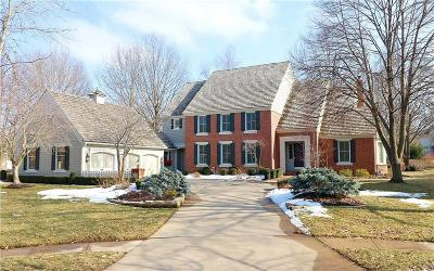 Leawood Single Family Home For Sale: 11729 Manor Road