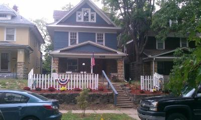 Kansas City Single Family Home For Sale: 4106 Campbell Street