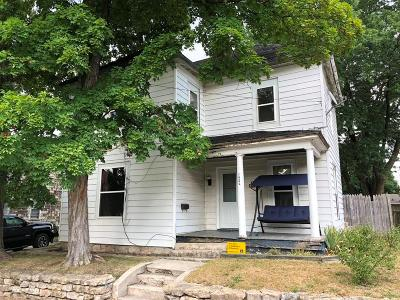 Grundy County Single Family Home For Sale: 1426 Mable Street