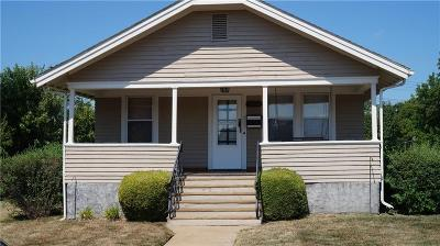 Grandview Single Family Home For Sale: 13012 10th Street