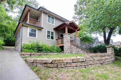Single Family Home For Sale: 4832 Westwood Road