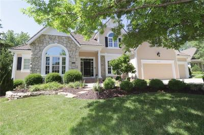 Olathe KS Single Family Home For Sale: $549,950