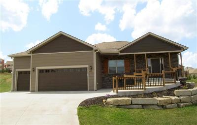 Lawrence Single Family Home For Sale: 5607 Fort Laramie Court