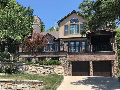 Johnson-KS County Single Family Home For Sale: 485 E Lakeshore Street