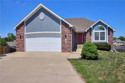 Grain Valley Single Family Home For Sale: 1608 NW Pin Oak Court