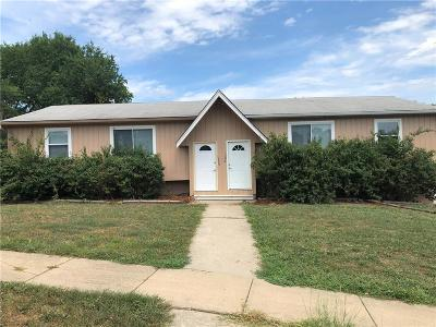 Lawrence KS Multi Family Home For Sale: $190,000