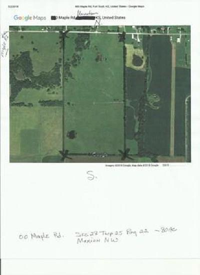 Bourbon County Residential Lots & Land For Sale: 00 Maple Road
