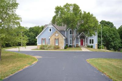 Linwood Single Family Home For Sale: 18162 Stillwell Road