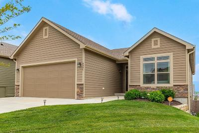 Lawrence Single Family Home For Sale: 6331 Serenade Drive