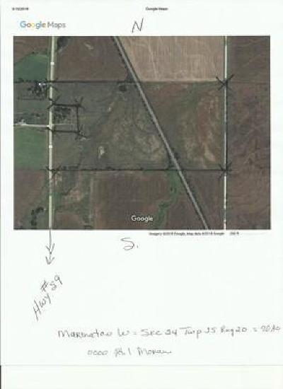 Allen County Residential Lots & Land For Sale: 000 Rt Route 1 Road