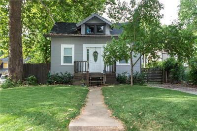 Kansas City MO Single Family Home For Sale: $125,000