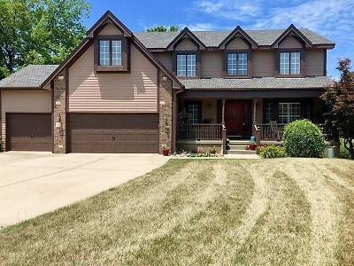 Liberty Single Family Home For Sale: 744 Cottonwood Terrace