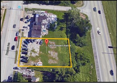 Jackson County Residential Lots & Land For Sale: 5307 Prospect Avenue