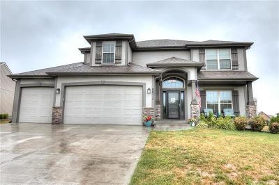 Kansas City Single Family Home For Sale: 8912 N Mersington Avenue