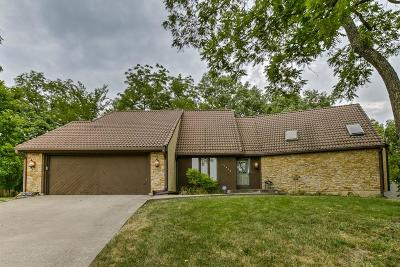 Shawnee Single Family Home For Sale: 17214 W 70th Street