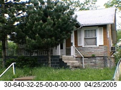 Kansas City MO Single Family Home For Sale: $21,900
