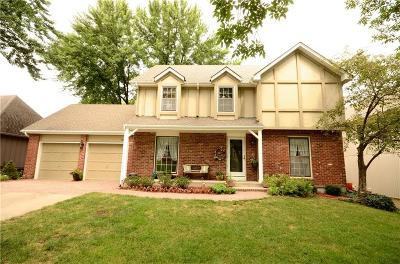 Lenexa Single Family Home For Sale: 14906 W 83rd Place