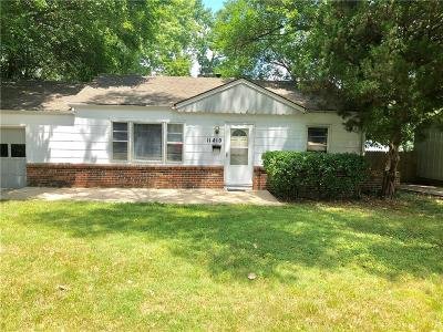 Shawnee Single Family Home For Sale: 11410 W 68th Terrace