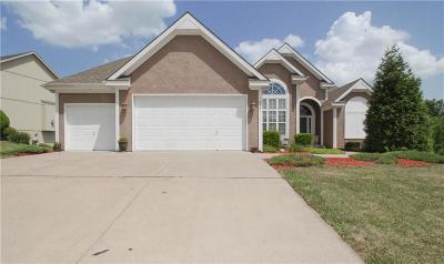 Single Family Home For Sale: 8001 N Mattox Avenue