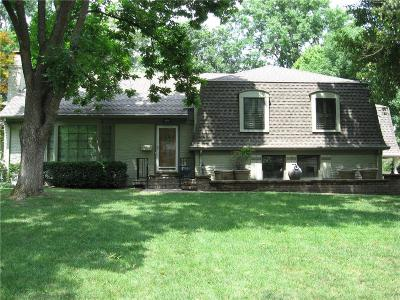 Prairie Village Single Family Home For Sale: 4200 Homestead Drive