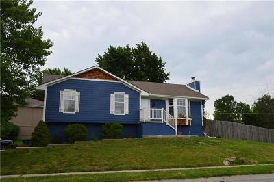 Blue Springs Single Family Home For Sale: 1400 NW Yankee Drive
