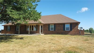 Richmond MO Single Family Home For Sale: $430,000