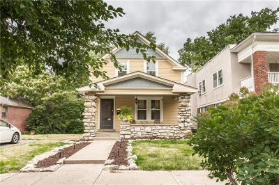 Kansas City Single Family Home For Sale: 4024 Holmes Street
