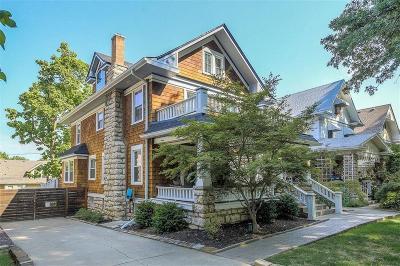 Kansas City Single Family Home For Sale: 3848 Charlotte Street