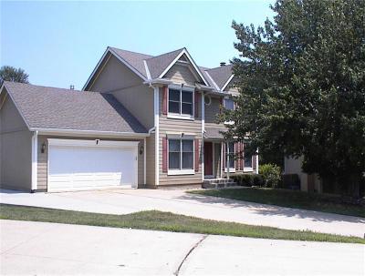 Belton Single Family Home For Sale: 915 Timbercreek Court