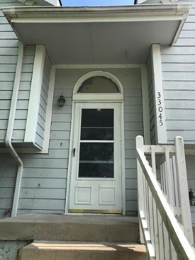 Desoto Single Family Home For Sale: 33045 W 89th. Street