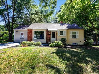 Kansas City Single Family Home Show For Backups: 5017 N Garfield Avenue