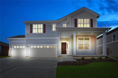 Olathe Single Family Home For Sale: 14484 S Dawson Street