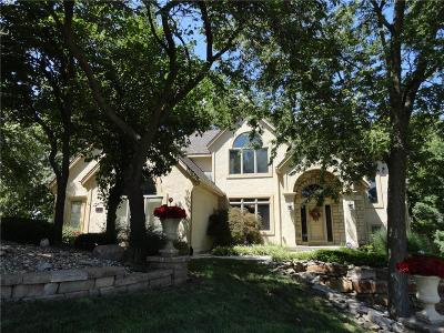 Single Family Home For Sale: 5701 N Cove View Court